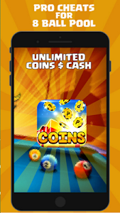 screenshot of Coins For 8 Ball Pool: PRANK version 2.2.3