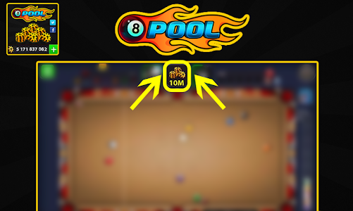 screenshot of Coins For 8 Ball Pool Prank version 2.0