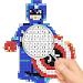 Download Color by number Superhero pixel art 1.0 APK