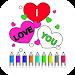 Download Coloring Book Of Love 1.0.2 APK