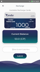 screenshot of Condor Passport version 4.0