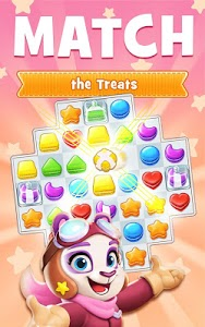 screenshot of Cookie Jam - Match 3 Games & Free Puzzle Game version 8.60.218