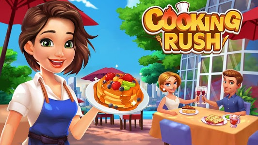 Download Cooking Rush - Chef's Fever Games 1.1.1 APK