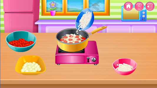 screenshot of Cooking in the Kitchen version 1.1.68