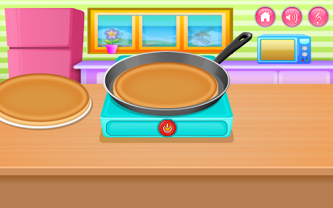screenshot of Cooking in the Kitchen version 1.1.19