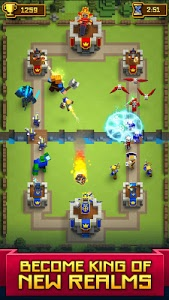 screenshot of Craft Royale - Clash of Pixels version 3.41