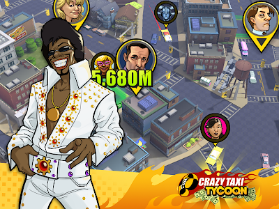 Download Crazy Taxi Idle Tycoon 1.0.0 APK