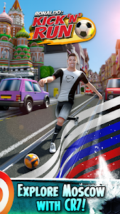 Download Cristiano Ronaldo: Kick'n'Run 3D Football Game 1.0.34 APK