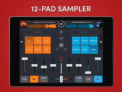 Download Cross DJ Free - dj mixer app 3.3.5 APK