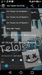 Download DJ Remix Mp3 Om Telolet Om 1.1 APK