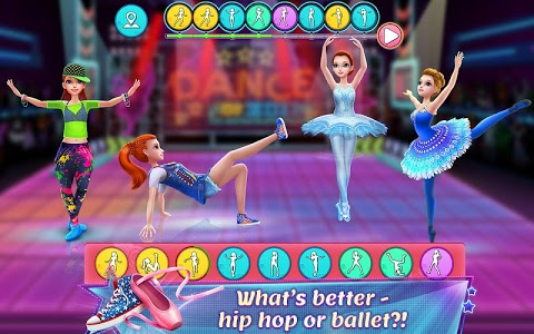 screenshot of Dance Clash: Ballet vs Hip Hop version 1.1.9