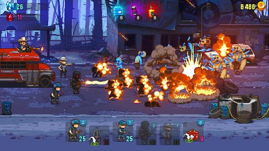 screenshot of Dead Ahead: Zombie Warfare version 2.6.1
