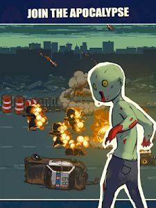screenshot of Dead Ahead: Zombie Warfare version 1.4.7