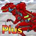 Download Dino Robot - Tyranno Red 1.45.1 APK