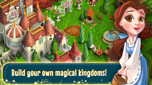 screenshot of Disney Enchanted Tales version 1.9.3