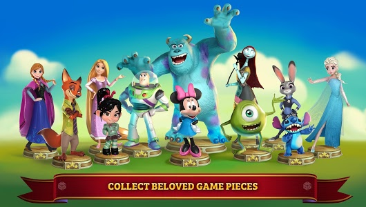 Download Disney Magical Dice : The Enchanted Board Game 1.54.5 APK