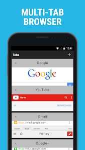 screenshot of Downloader & Private Browser version Varies with device