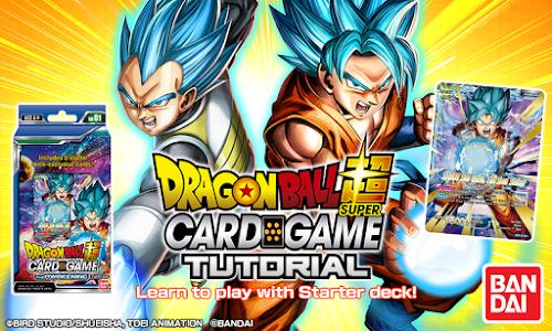 Download Dragon Ball Super Card Game Tutorial 1.1.0 APK