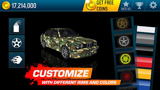 screenshot of Drift Max version 4.95