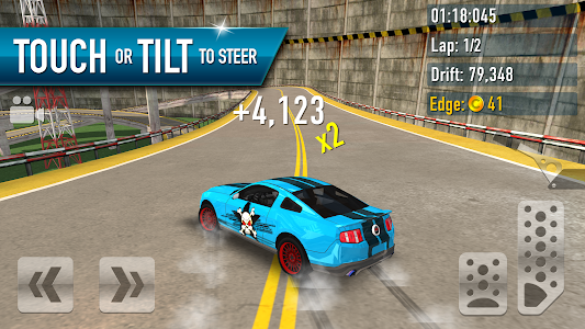 screenshot of Drift Max version 4.2