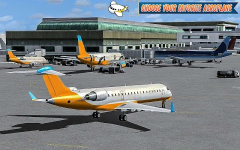 Download Airplane Simulator 2017 Driver: Airplane Flying 3D 1.0 APK