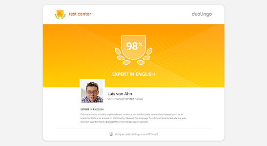 Download Duolingo English Test 2.8.0 APK
