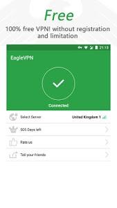 screenshot of Eagle VPN-Free·unblock·proxy version 2.0