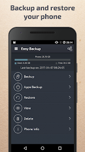 Download Easy Backup & Restore 4.9.16 APK