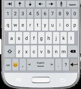 screenshot of Emoji Keyboard version 4.06