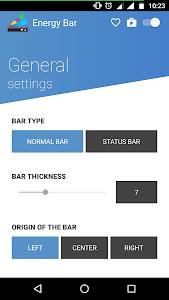 Download Energy Bar - A pulsating Battery indicator! EB_6.4.2_BETA APK