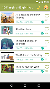 Download English Story with audios - Audio Book 2.9.9 APK