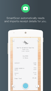 screenshot of Expensify - Expense Reports version 8.4.1.4