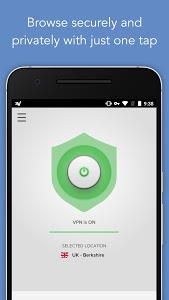 screenshot of ExpressVPN - VPN for Android version 6.1.2