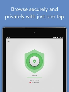 screenshot of ExpressVPN - Best Android VPN version 6.4.0