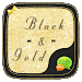 Download (FREE) GO SMS GOLD&BLACK THEME 6.60 APK