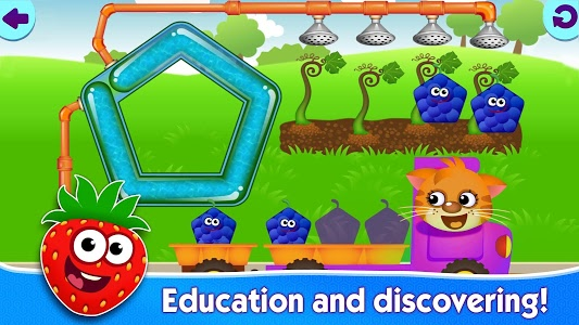 Download FUNNY FOOD 2! Educational Games for Kids Toddlers! 1.2.6.50 APK