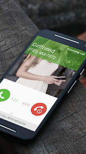 Download Fake Call Girlfriend prank 0.7 APK