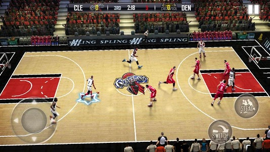 screenshot of Fanatical Basketball version 1.0.7