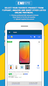 Download Kissht - EMI without credit card - 0% EMI Finance 8.9 APK