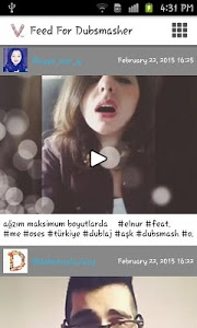 Download Feeds For Dubsmash+Musical.ly 4.3 APK