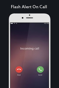 Download Flash Light Alert On Call And SMS 45.3 APK
