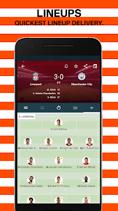 Download Forza - Live soccer scores & video highlights 4.1.14 APK