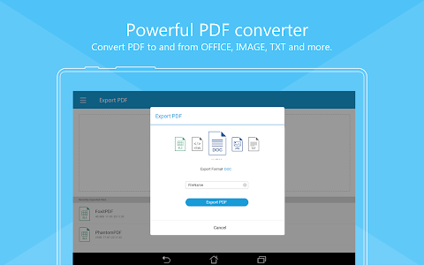 Download Foxit MobilePDF - PDF Reader Editor 6.3.0.0705 APK