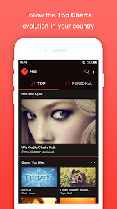 Download Free Music for Youtube Player: Red+ 1.49.0 APK
