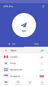 screenshot of Free VPN proxy by Snap VPN version 1.9.1