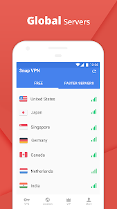 Download Snap VPN - Unlimited Free & Super Fast VPN Proxy 3.4.1 APK