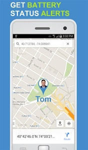 screenshot of Phone Tracker : Family Locator version 4.71