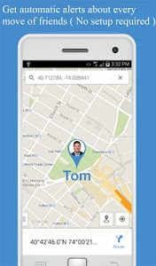 screenshot of Friend Locator : Phone Tracker version 2.29