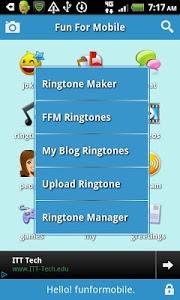 Download FunForMobile Ringtones & Chat 3.22 APK