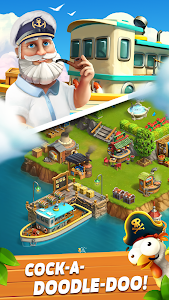 Download Funky Bay - Farm & Adventure game 16.392.0 APK